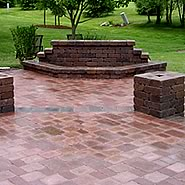 Custom Patio
